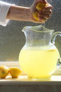 Turn a lemon into a lemonade!