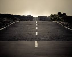 The road to what we want out of life is not smooth!