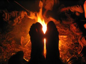 Who is holding your feet to the fire?