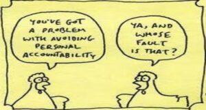Entitlement v Self-Responsibility
