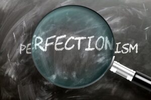 Success v Perfectionism